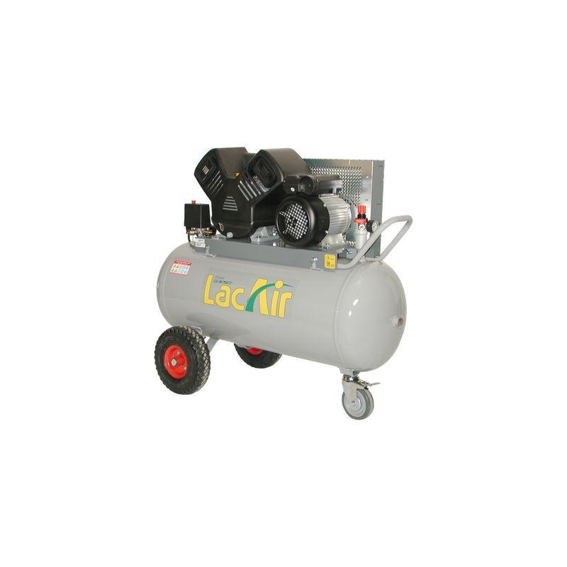 LACME Compresseur TwinAir 17/100m 100L 17M³/H mono 3CV 462600 - Lacme