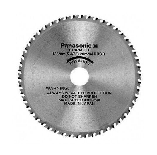 ALSAFIX Lame acier D. 135 x 20 mm x Z 50 dents pour scie circulaire EY45A2L - EY9PM13D