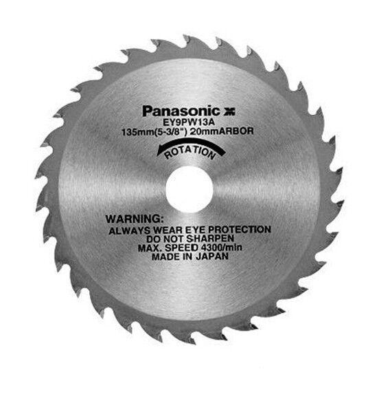 Alsafix - Lame bois D. 135 x 20 mm x Z 24 dents pour scie circulaire EY45A2L