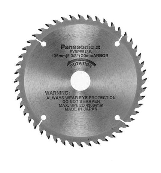 ALSAFIX Lame bois D. 135 x 20 mm x Z 48 dents pour scie circulaire EY45A2L - EY9PW13B