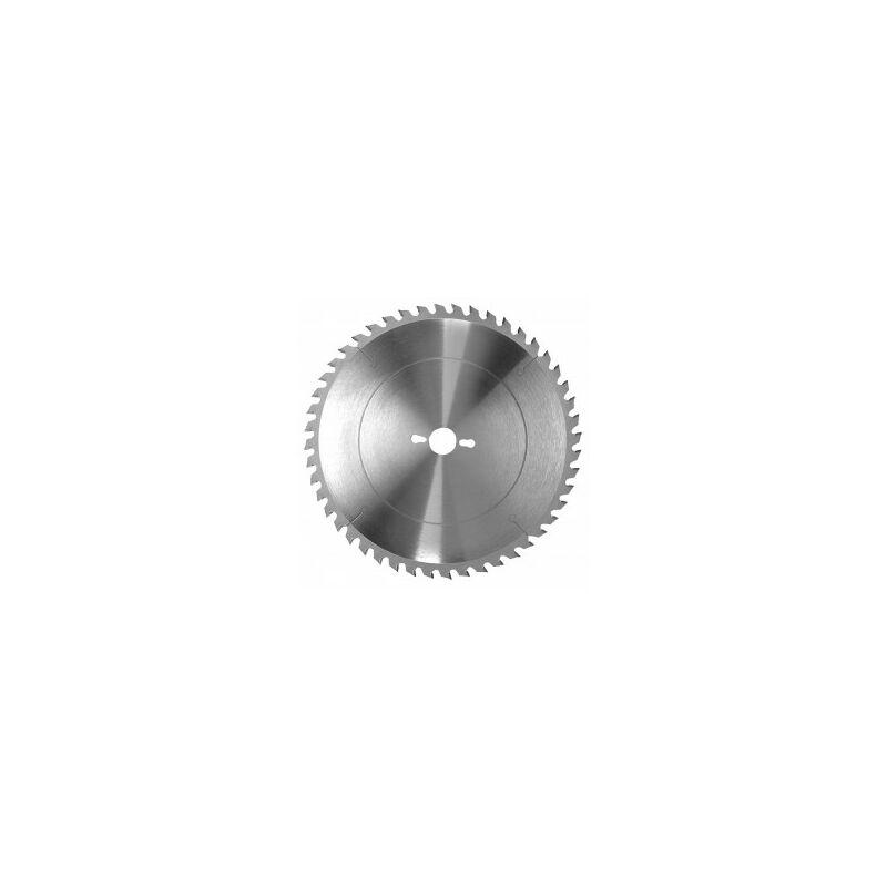Leman - Lame circulaire carbure 300 mm 72 dents finition massif panneaux