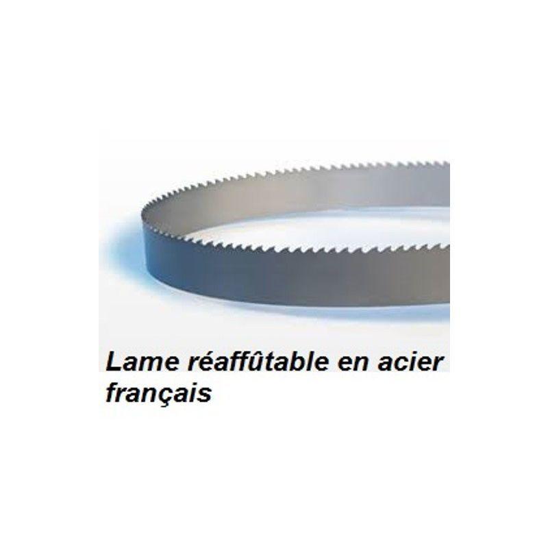 PROBOIS Lame de scie à ruban 2300 mm largeur 25 épaisseur 0.5 mm pour Kity 613 et