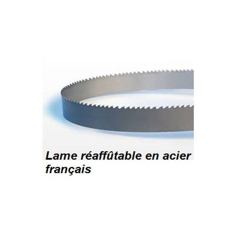 PROBOIS Lame de scie à ruban 5020 mm largeur 40 épaisseur 0.6 mm