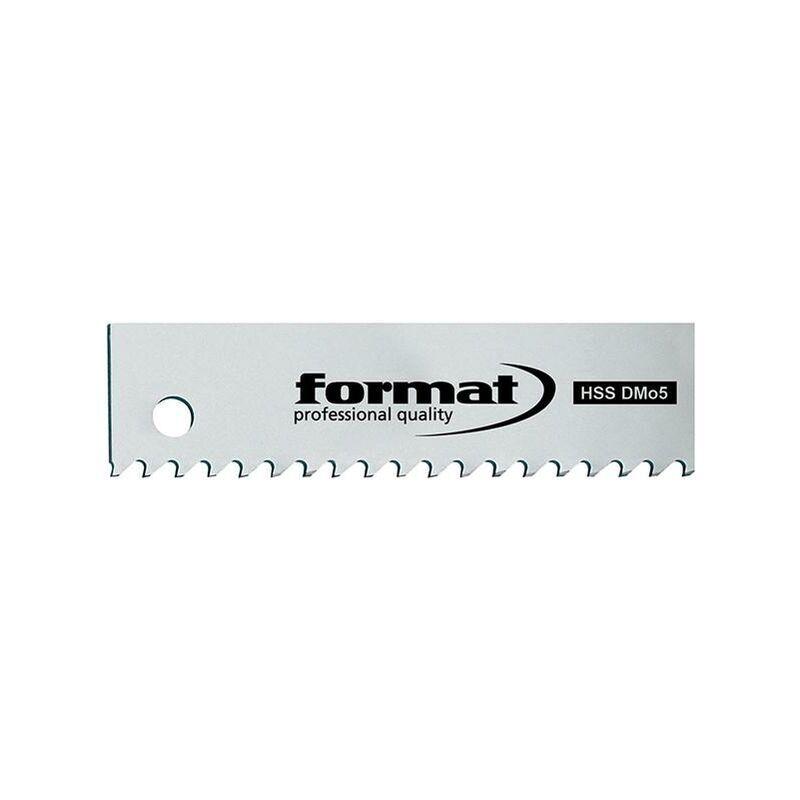 FORMAT Lame de scie machine HSS D4 D4 par pouce 650x50x2,50mm FORMAT 1 PCS