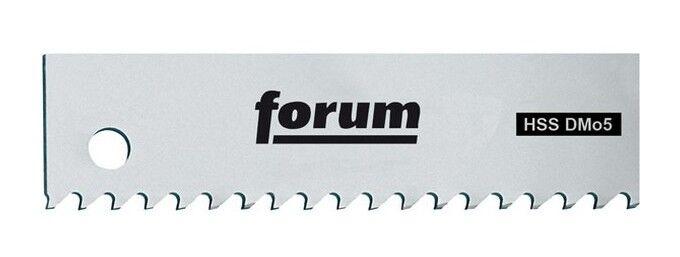 FORUM Lame de scie alternative, Long. : 400 mm, Larg. : 30 mm, Épais. : 2 mm, Dents