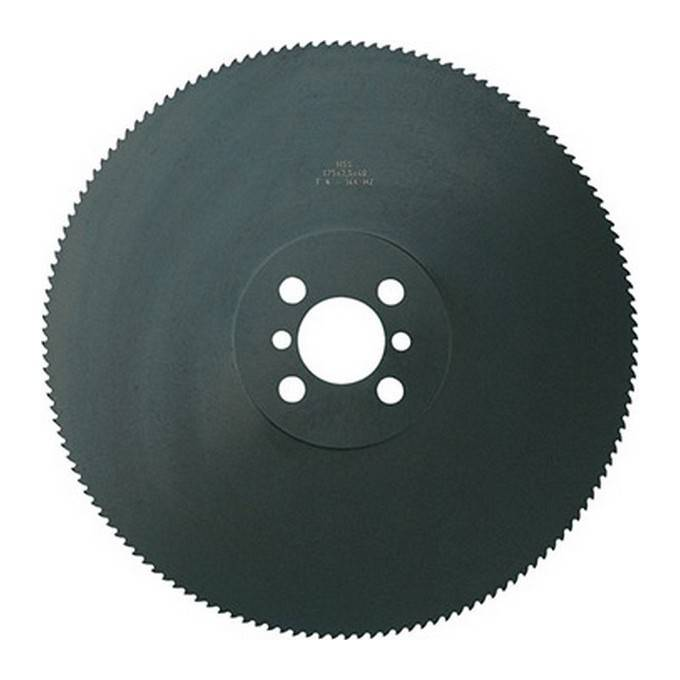 FORUM Lame de scie circulaire à métaux, acier à coupe rapide DMo 5, Dimensions : 450
