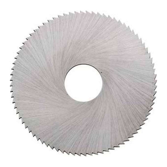 KTS - Lame de scie circulaire à métaux en acier à coupe rapide, DIN 1837 A,
