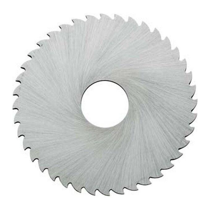 KTS - Lame de scie circulaire à métaux en acier à coupe rapide, DIN 1838-B,