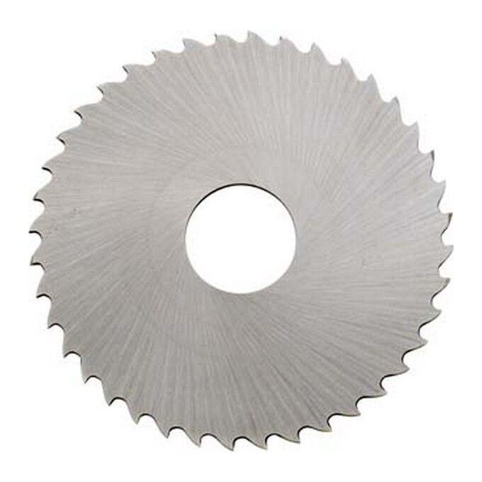 KTS - Lame de scie circulaire à métaux en acier à coupe rapide, DIN 1838-C,