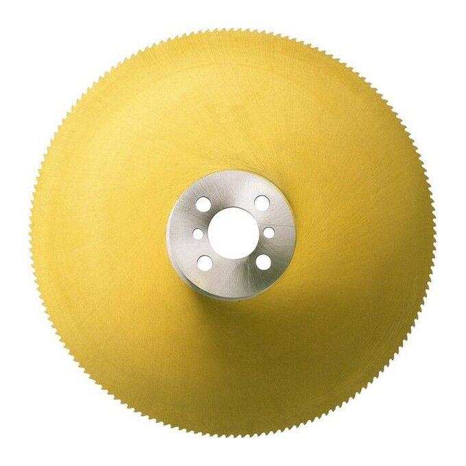 FORUM Lame de scie circulaire à métaux, en acier à coupe rapide-DMo5, TiN, Dimensions
