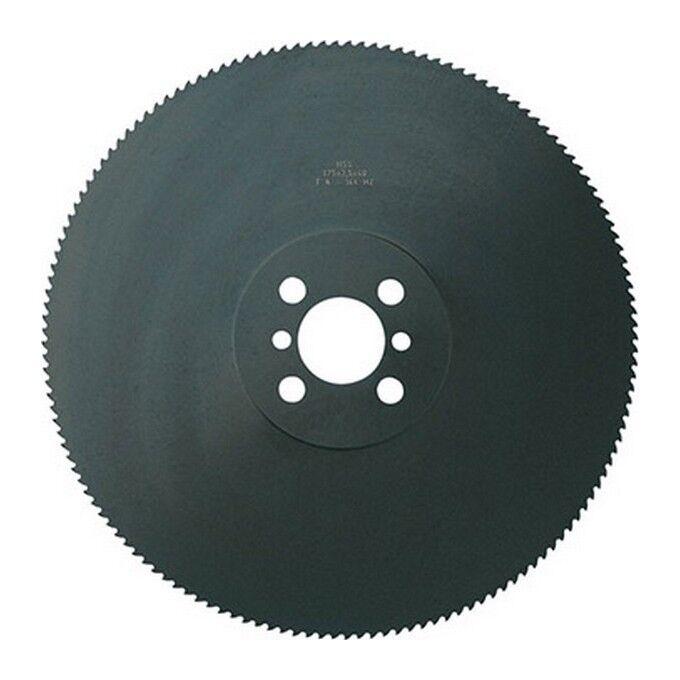 FORUM Lame de scie circulaire à métaux, en acier à coupe rapideE à 5% de cobalt,