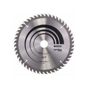 BOSCH Lame de scie circulaire BOSCH Optiline Wood Ø 30mm - 300X30X3.2 - 48D ALT - 2