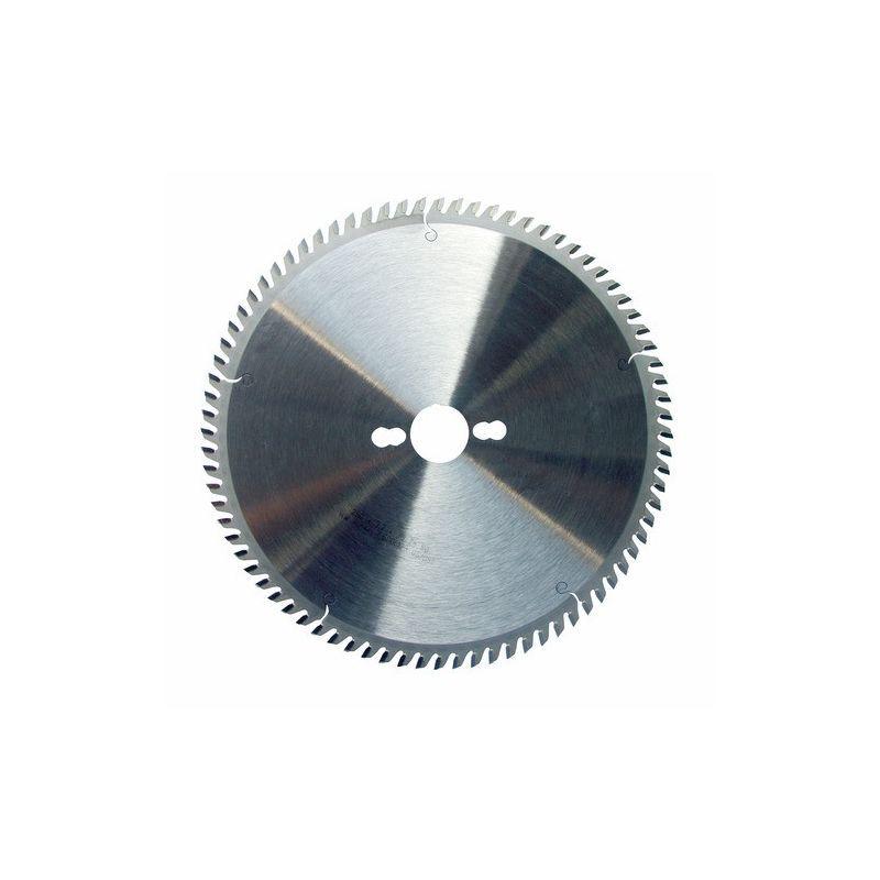 Probois - Lame de scie circulaire carbure 216 mm - 60 dents pour l'aluminium
