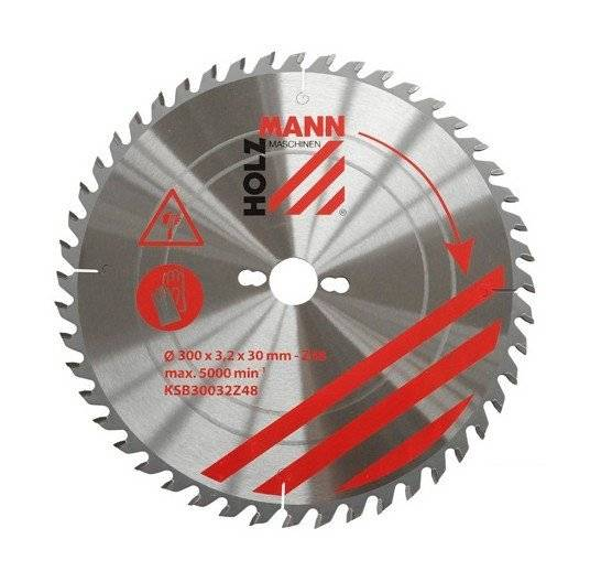 HOLZMANN Lame de scie circulaire D. 400 x 30 mm x Z108 Alt KSB40034Z108 - Holzmann - -