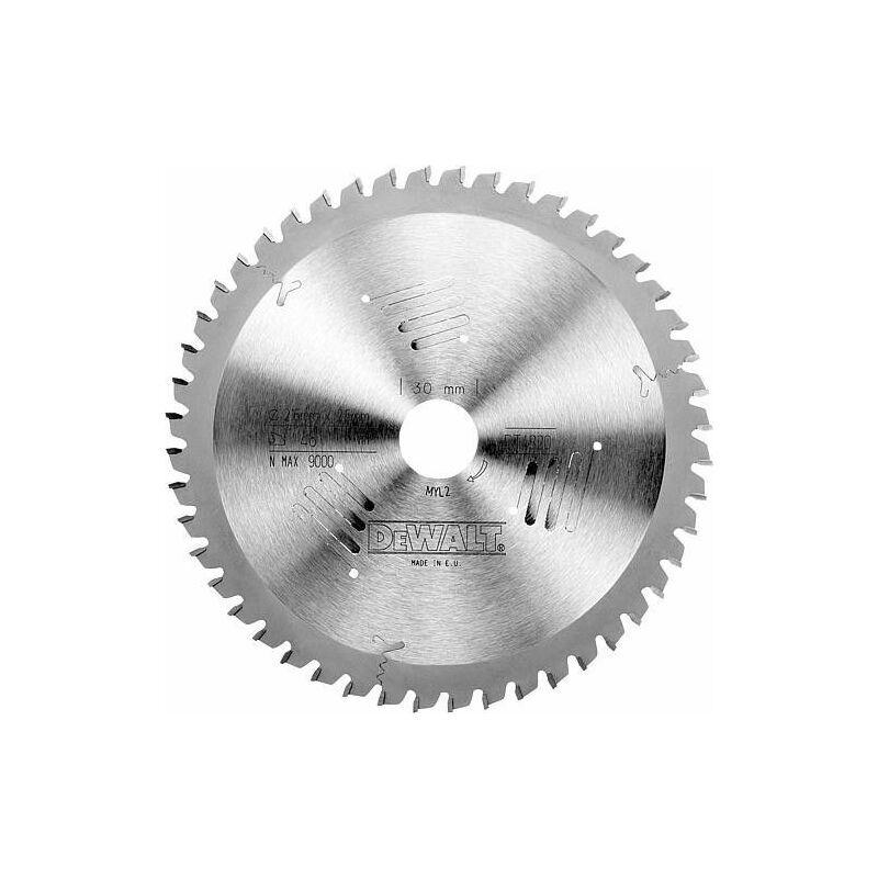 Dewalt - Lame de scie circulaire Extreme, ø 250 x 30 mm