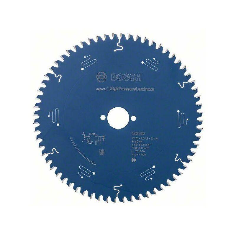 Bosch Lame de scie circulaire EX TR H, 235x30-64, 235 x 30 mm, 64 dents