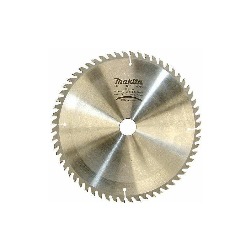 MAKITA Lame de scie circulaire MAKITA ø 260 x 30 mm, pour bois