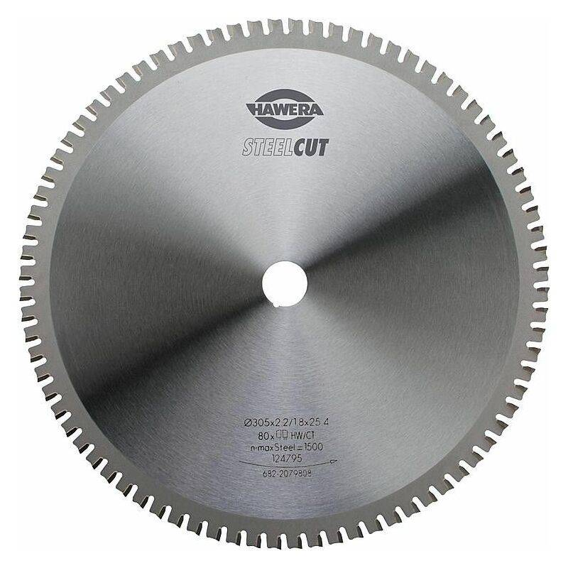 Banyo - Lame de scie circulaire Metal Cut Z80 305x25,4mm