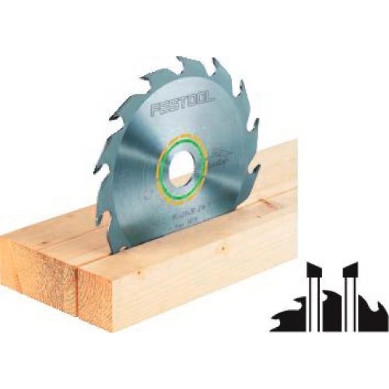 Festool - Lame de scie circulaire Panther denture alternée diamètre 210 mm