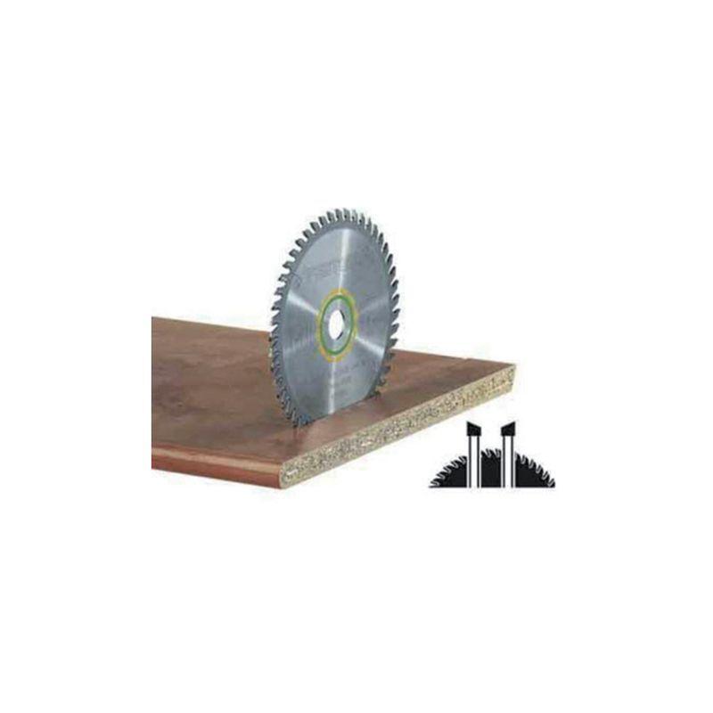 FESTOOL Lame Scie Circulaire Festool 210X2.4X30 Coupe Fine Stratifie 52 Dents Ref493199