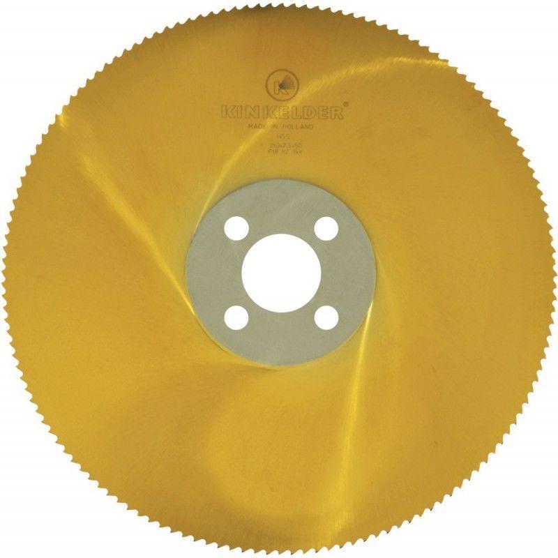 KTS SAGETECHNIK Lame de scie métal circulaire HSS 250x2,0x32 Z200 TiN KTS