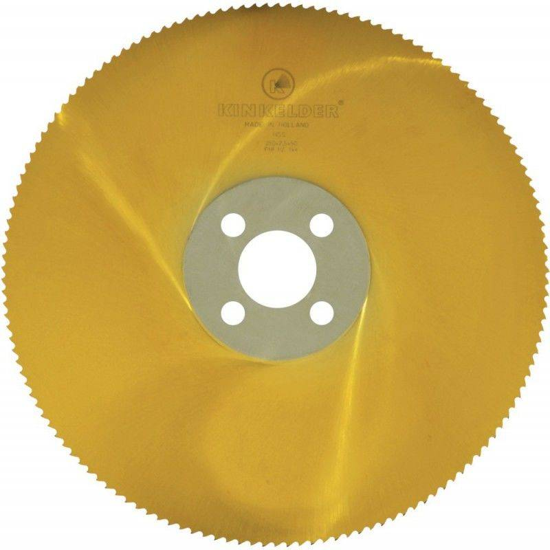 KTS SAGETECHNIK Lame de scie métal circulaire HSS 300x2,5x32 Z160 TiN KTS