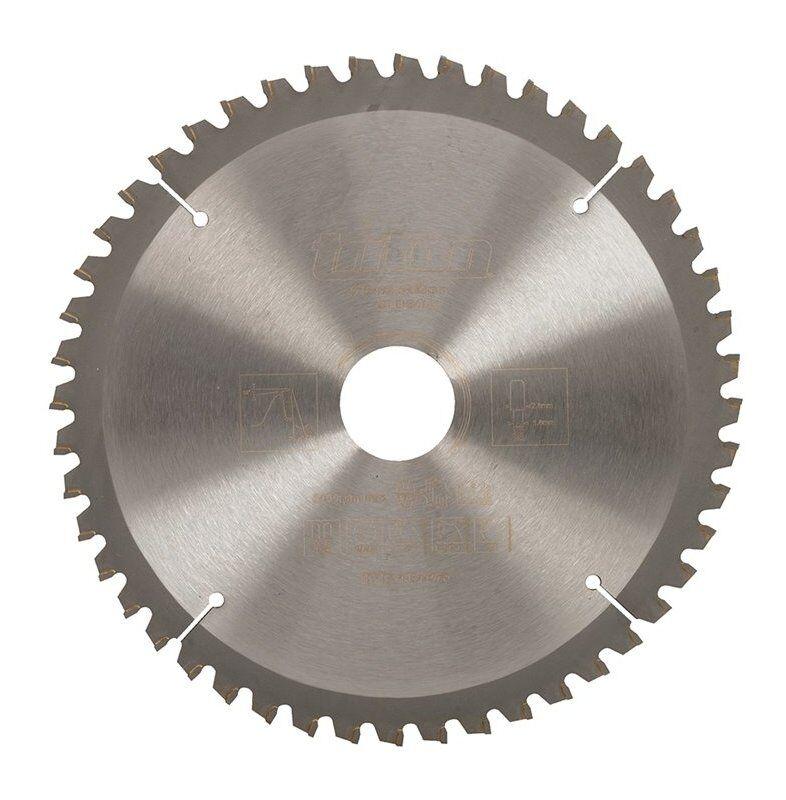 Triton - Lame de scie pour travail du bois - 184 x 30 mm 48 dents