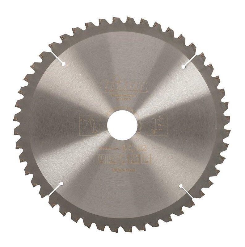 Triton - Lame de scie pour travail du bois - 216 x 30 mm 48 dents