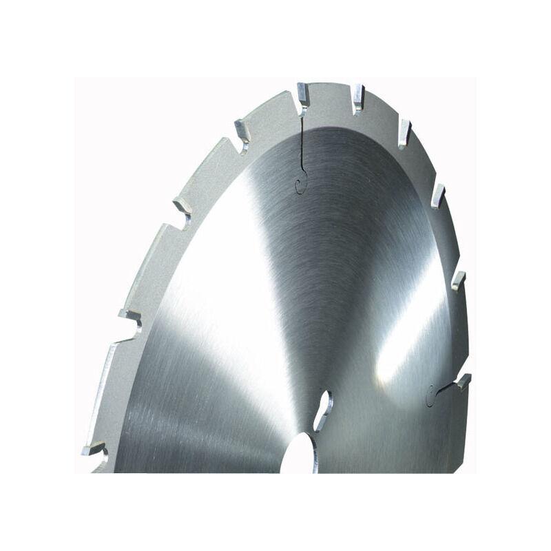 Westfalia Lame pour scie circulaire en carbure de tungstène - 500 x 30 x 4,0