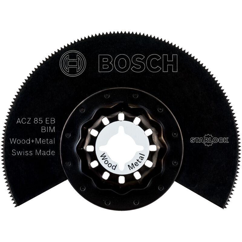 BOSCH Lame de scie à segments Bosch Bois et métal 85 mm