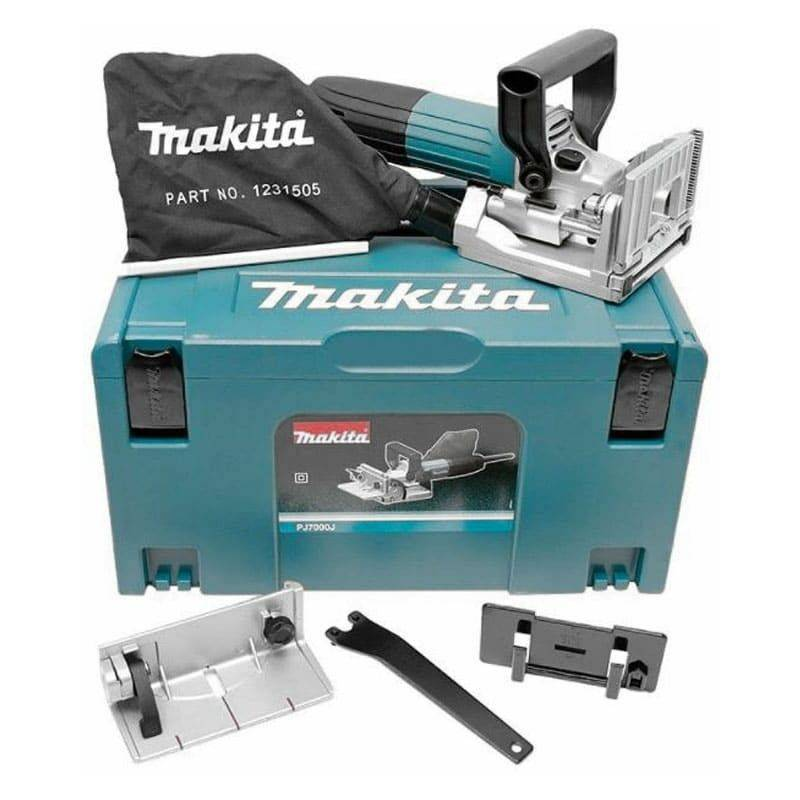MAKITA Lamelleuse Makita 701W Coffret MAK-PAC - PJ7000J