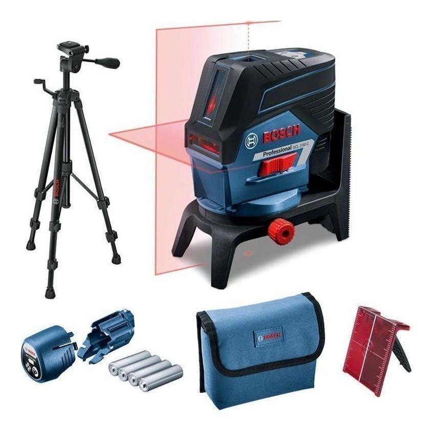 BOSCH Laser points et lignes BOSCH GCL 2-50 C Professional - Avec trepied BT 150