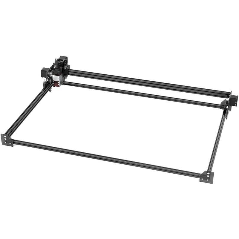 NEJE Machine de gravure et de decoupe laser NEJE Master 2 Max avec tete laser zoom