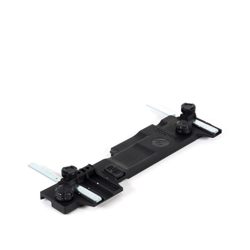 MAKITA Adaptateur de rail de guidage C pour scies circulaires HS 7601 et HS 7611 (