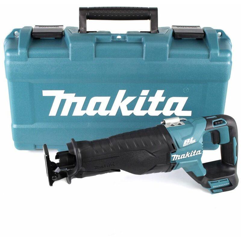 Makita DJR187ZK 18 V Scie sabre sans fil produit seul sans batterie
