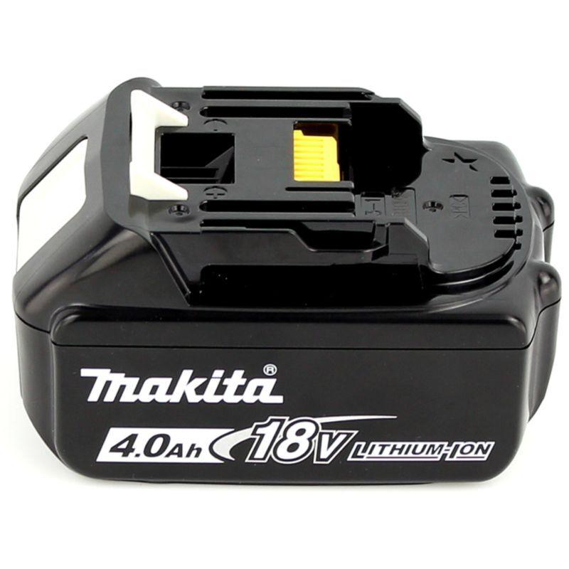 Makita DJV 181 M1J 18 V Li-ion Scie sauteuse sans fil + 1x Batterie BL 1840 B