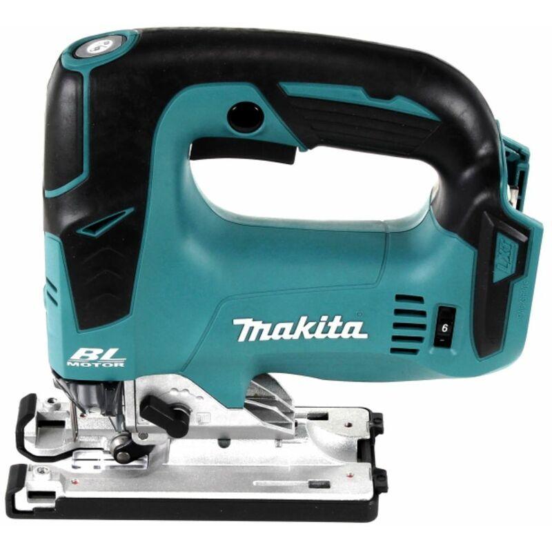 Makita DJV 182 ZX Scie sauteuse pendulaire sans fil 18V Brushless Solo + Makbox
