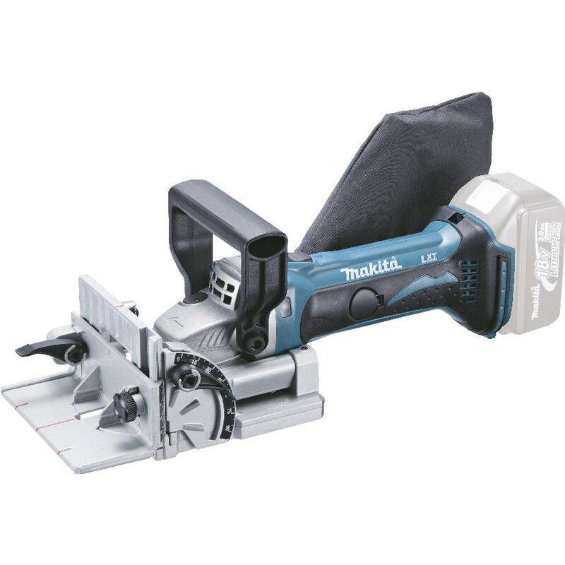 MAKITA Fraiseuse à batteries LXT 18V (Machine seule) - MAKITA DPJ180Z
