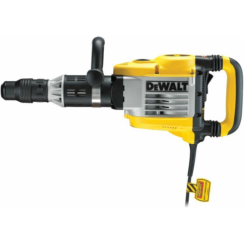 DEWALT Marteau piqueur DEWALT SDS MAX 1550W 19 joules - D25902K