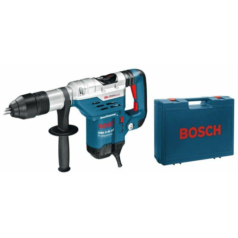 BOSCH Marteau perforateur SDSMAX 1500W Bosch GBH 5-40 DCE 8,8 Joules 230V