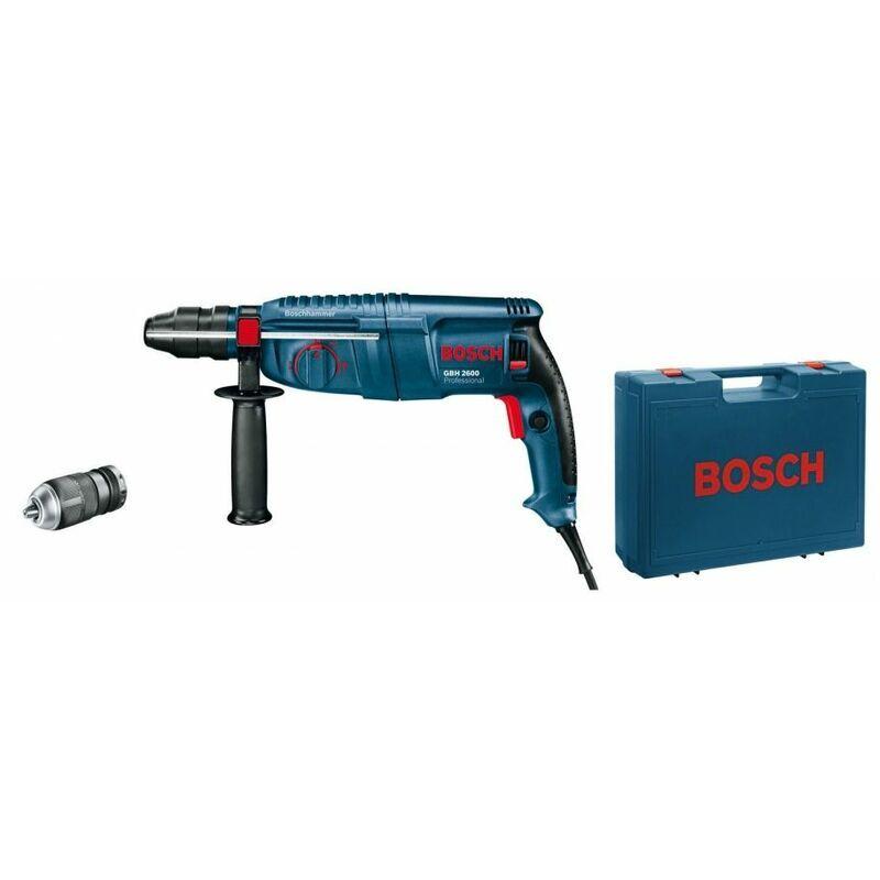 BOSCH Marteau perforateur 790W SDS PLUS BOSCH GBH2-25F 2.5 Joules Mandrin SDS-plus