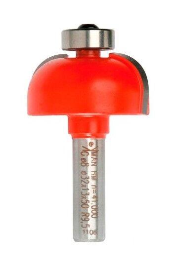 SIDAMO Mèche à congé Q. 8 x D. 32 x Lt. 50 mm + Guide à billes - 620105 - Sidamo - -