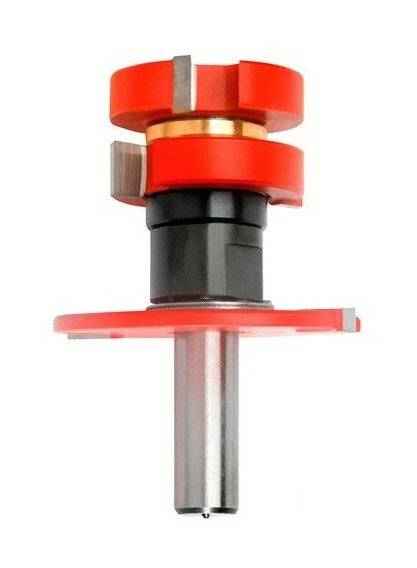 SIDAMO Mèche rainure et languette Q. 8 x D. 40 x Lu 8 à 15 mm - 643415 - Sidamo - -