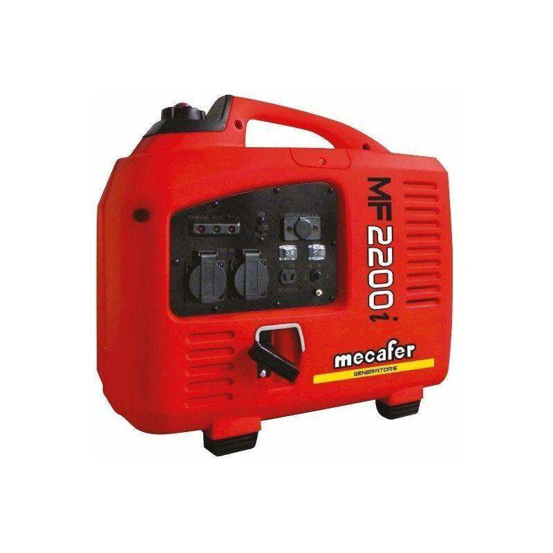 Mecafer - Groupe electrogene inverter debruite mf2200i 2000