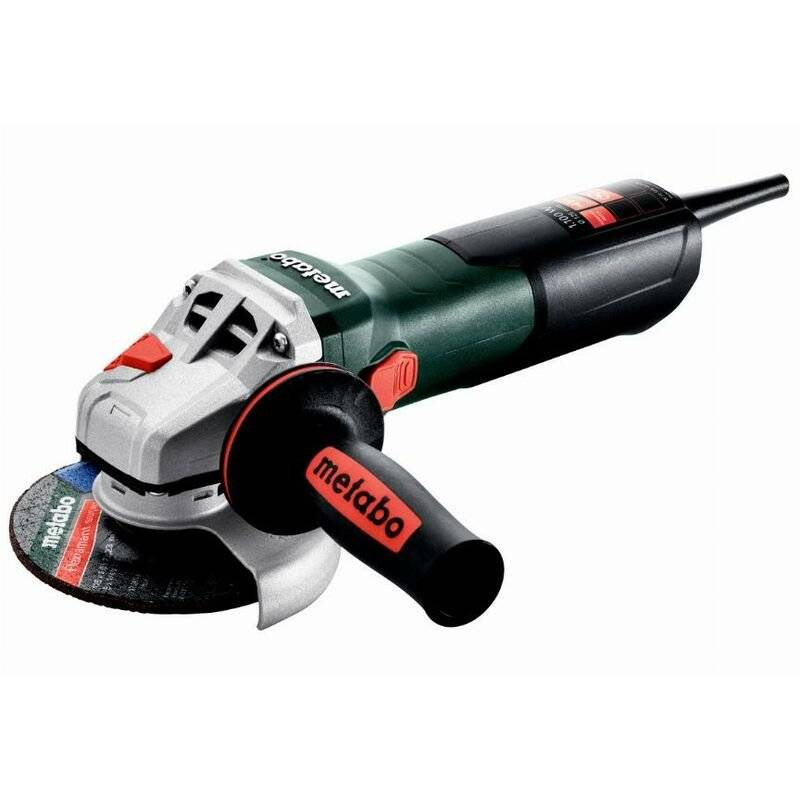 METABO Meuleuse Ø125 mm filaire W 11-125 QUICK METABO - 603623000