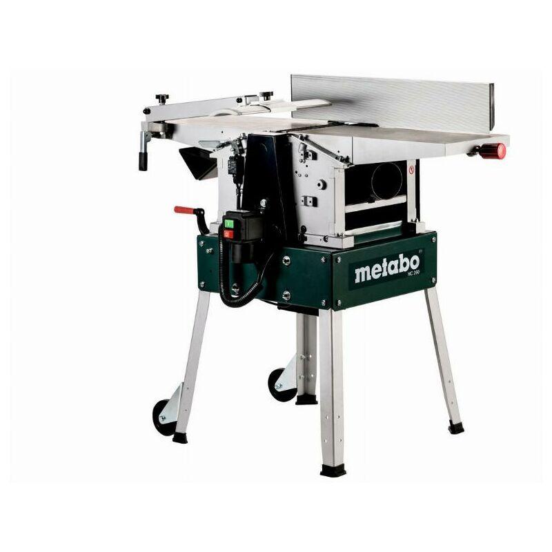 METABO Raboteuse dégauchisseuse HC 260 C METABO - 0114026000