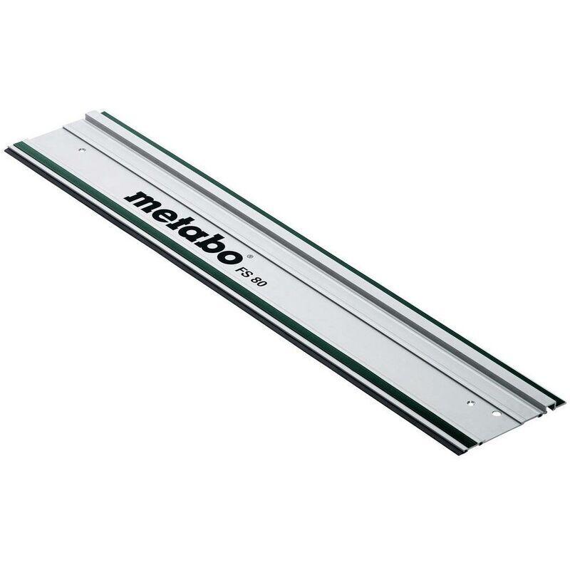 METABO Rail de guidage Metabo FS80 longueur 80 cm Metabo 629010000 1 pc(s)