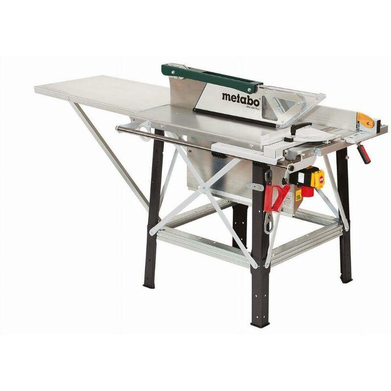 METABO Scie sur table BKS 400 Plus METABO - 0104004000