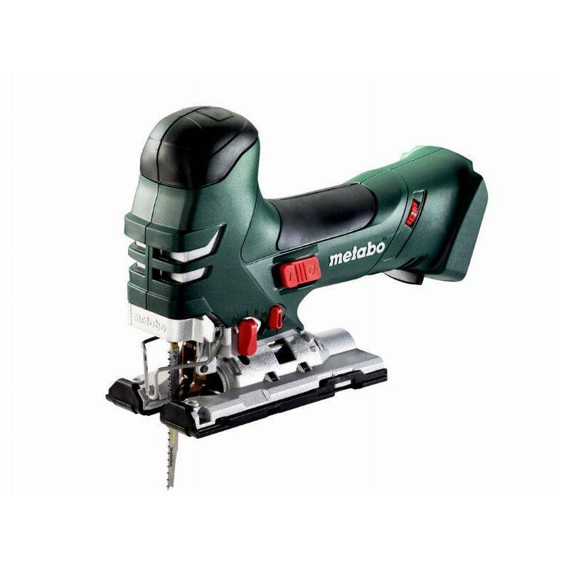 METABO Scie sauteuse METABO - STA 18 LTX 140 Pick+Mix (sans batterie ni chargeur),