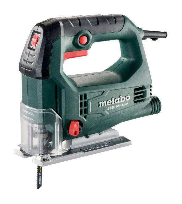 Metabo - Scie sauteuse 450W 65mm - STEB 65 Quick